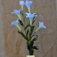 Fiore artificiale Giglio Deluxe bianco