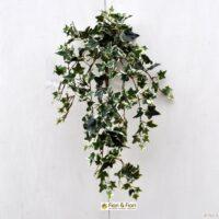 Piante artificiali verdi