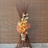 Decorazione di fiori artificiali summer sunflower