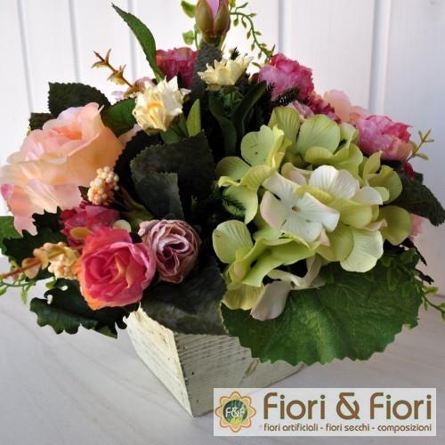 Vendita di piante e fiori secchi e artificiali: Fiori & Fiori