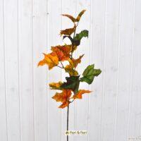 Foglia artificiale quercia verde
