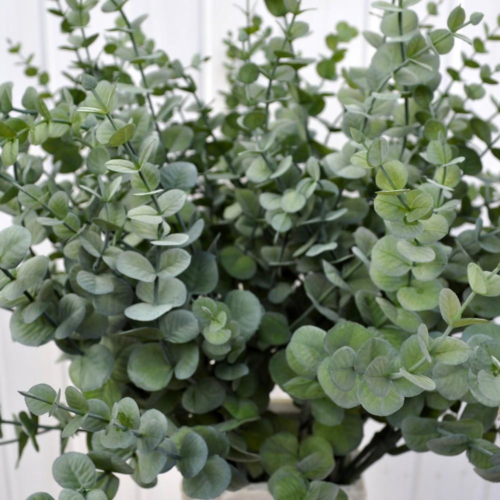 Eucalipto gunnii artificiale fiori fiori - Rami secchi decorativi dove comprarli ...