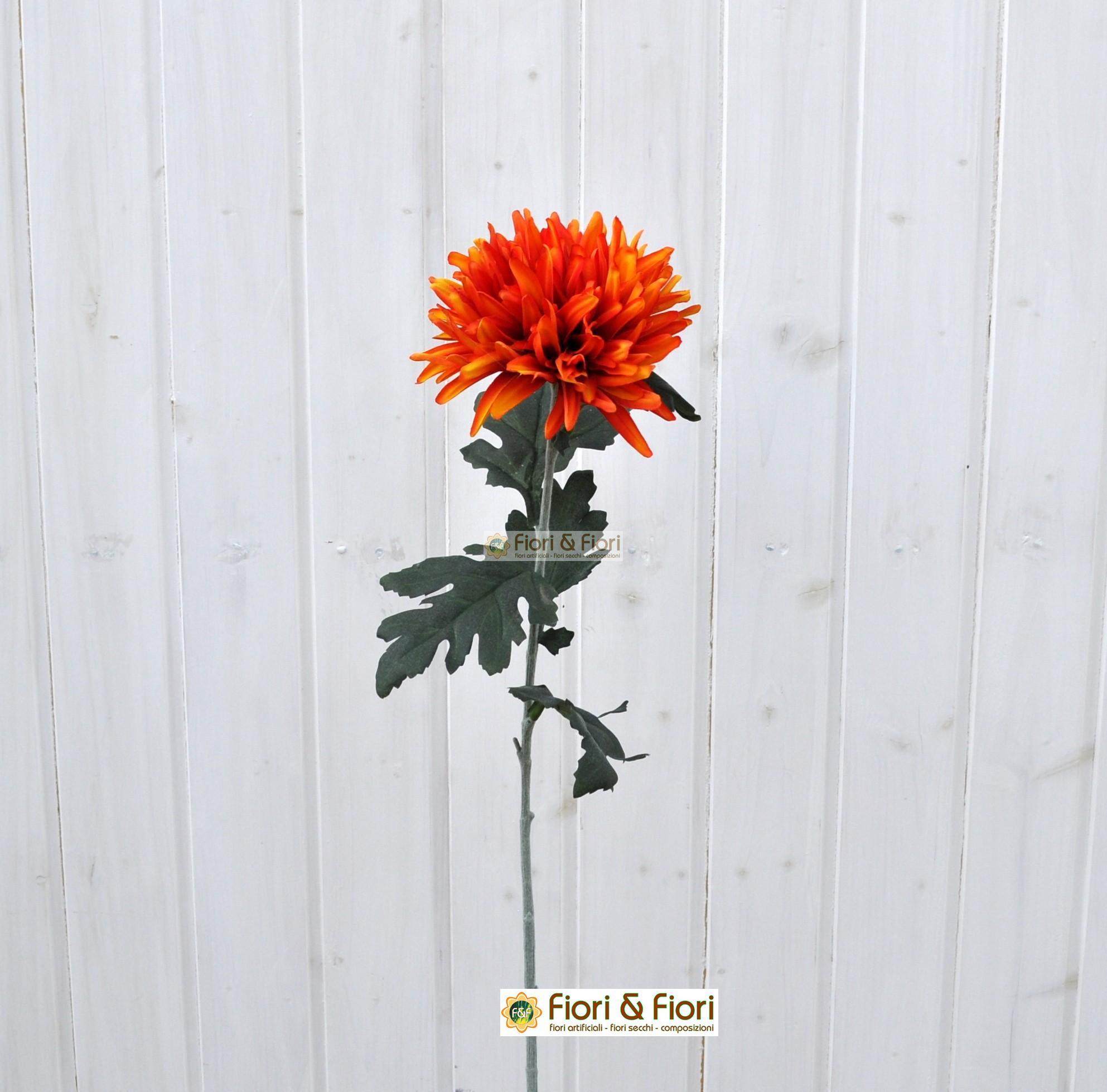 Vendita dalia artificiale arancio - Dalia pianta ...