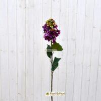 Ortensia paniculata artificiale viola