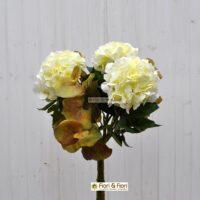 Bouquet fiori artificiali Elegance