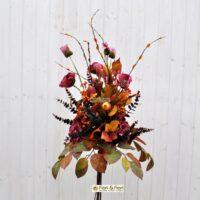 Bouquet fiori artificiali margot