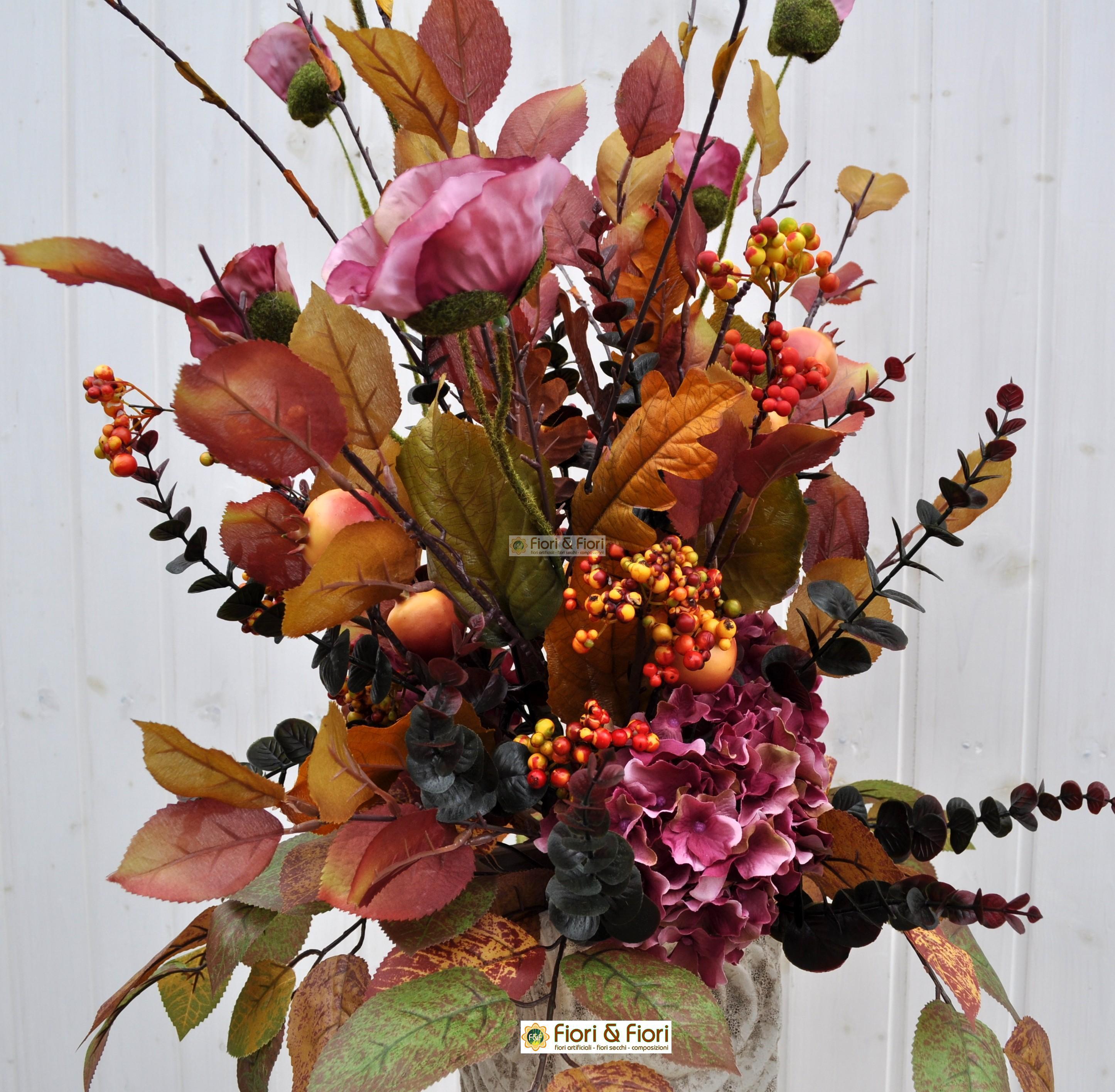Bouquet fiori artificiali margot per decorazioni floreali for Fiori artificiali