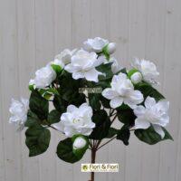 Gardenia artificiale jasminoides bianca
