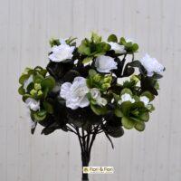 Azalea artificiale bianco