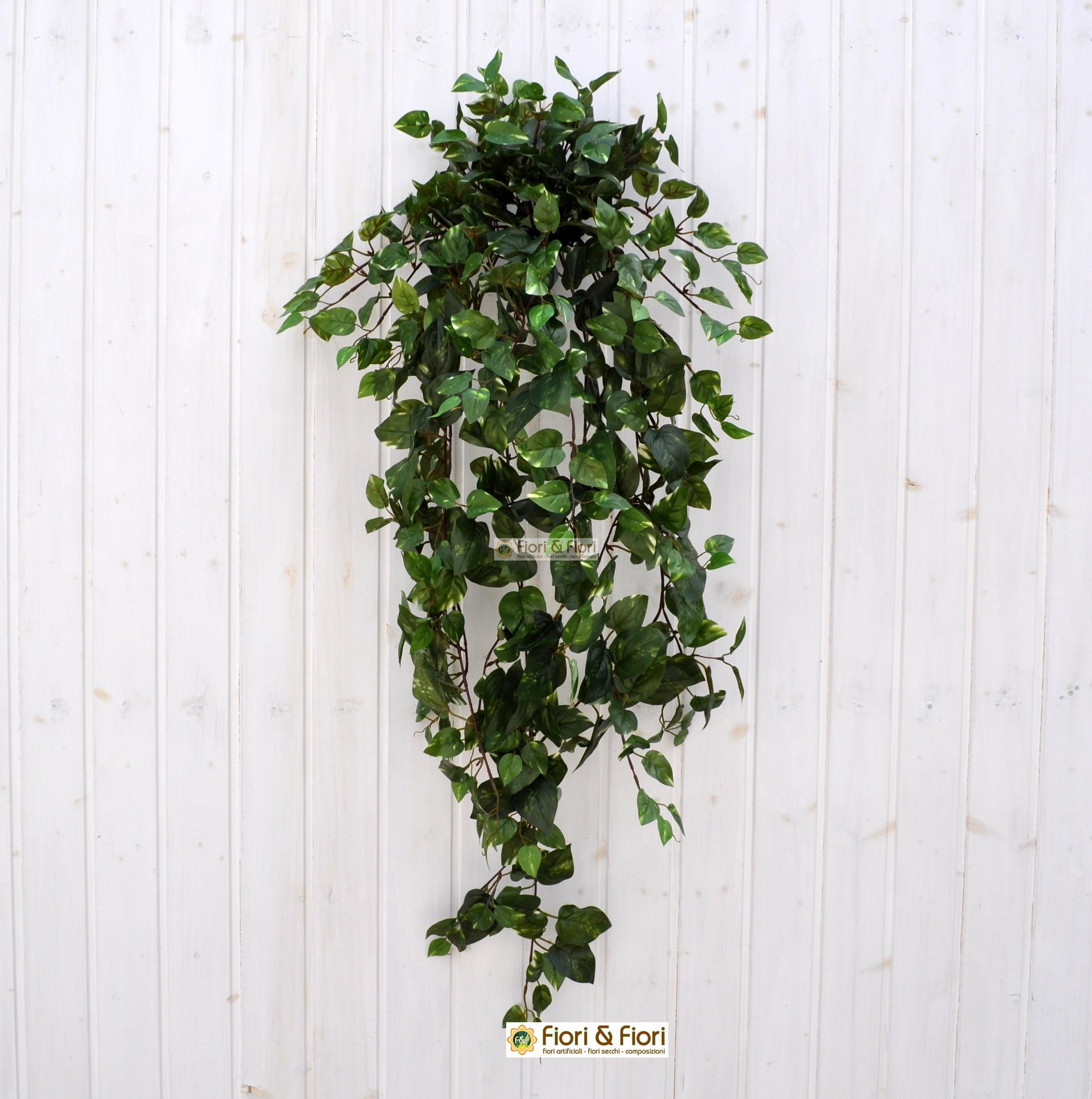 Vendita di pothos finto maxi per decorazioni di interni for Pianta da pavimento verde