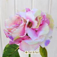 Fiore artificiale Ortensia rosa