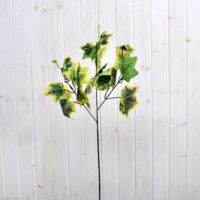 Edera frost artificiale variegata