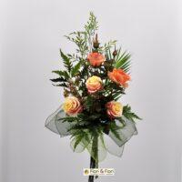 Bouquet fiori artificiali Queen