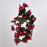 Bouganvillea artificiale fucsia