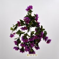 Bouganvillea artificiale viola