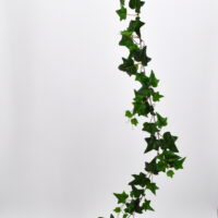 Festone edera artificiale real touch verde