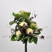 Bouquet Francis bianco