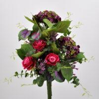 Bouquet Francis fucsia