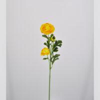 Ranuncolo artificiale giallo