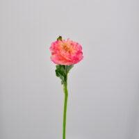 Fiore artificiale Ranuncolo rosa