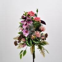 Bouquet Francis rosa