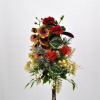 Bouquet Francis rosso