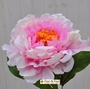 P.2 Peonia artificiale rosa
