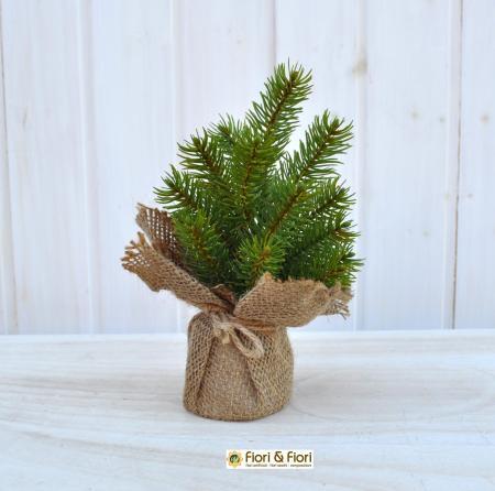 Alberello pino artificiale