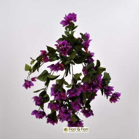 Bouganvillea artificiale viola