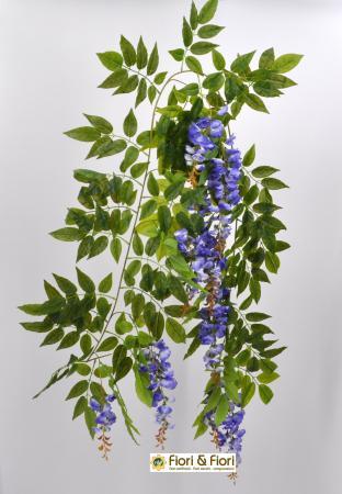 Festone Glicine azzurro