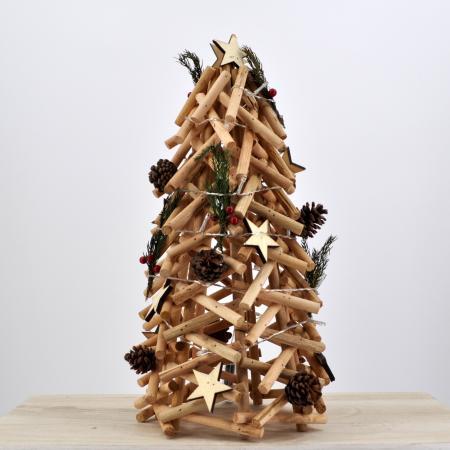 Albero christmas naturale grande
