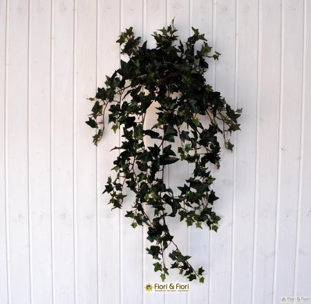 Pianta artificiale Edera verde Maxi per arredamenti di interni