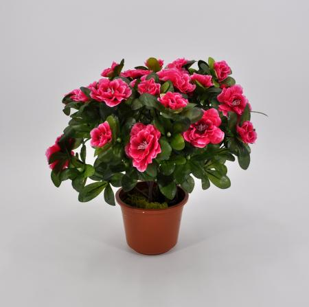 Azalea artificiale medium fucsia
