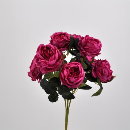 Bouquet Rosa cabbage fucsia