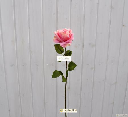 Rosa georgia artificiale rosa