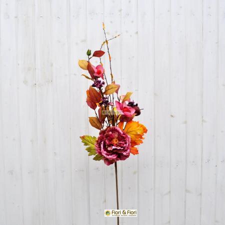 fiori finti margaret fucsia