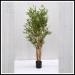 Pianta artificiale bamboo verde